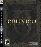 Elder Scrolls IV: Oblivion, The -- Game of the Year Edition (PlayStation 3)